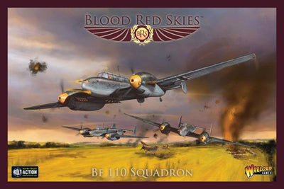 Blood Red Skies - Bf 110 squadron