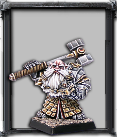 Champion of The King's Guard - Boutique Monsieur Miniatures
