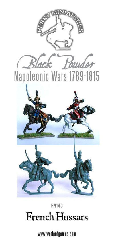 French Hussars 1792-1815 - Monsieur Miniatures