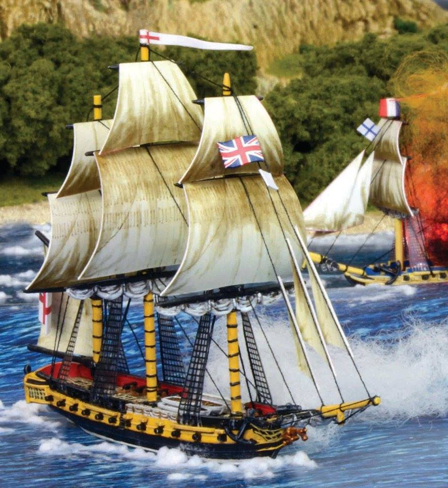 Black Seas - Royal Navy Fleet (1770 - 1830)