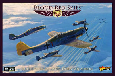 Blood Red Skies - Fw 190 Dora squadron