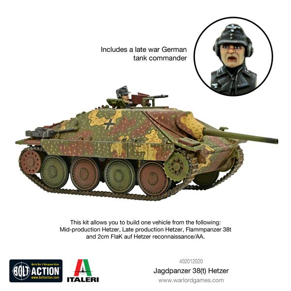 Bolt Action - Hetzer