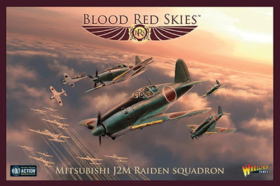 Blood Red Skies - J2M 'Raiden' Squadron