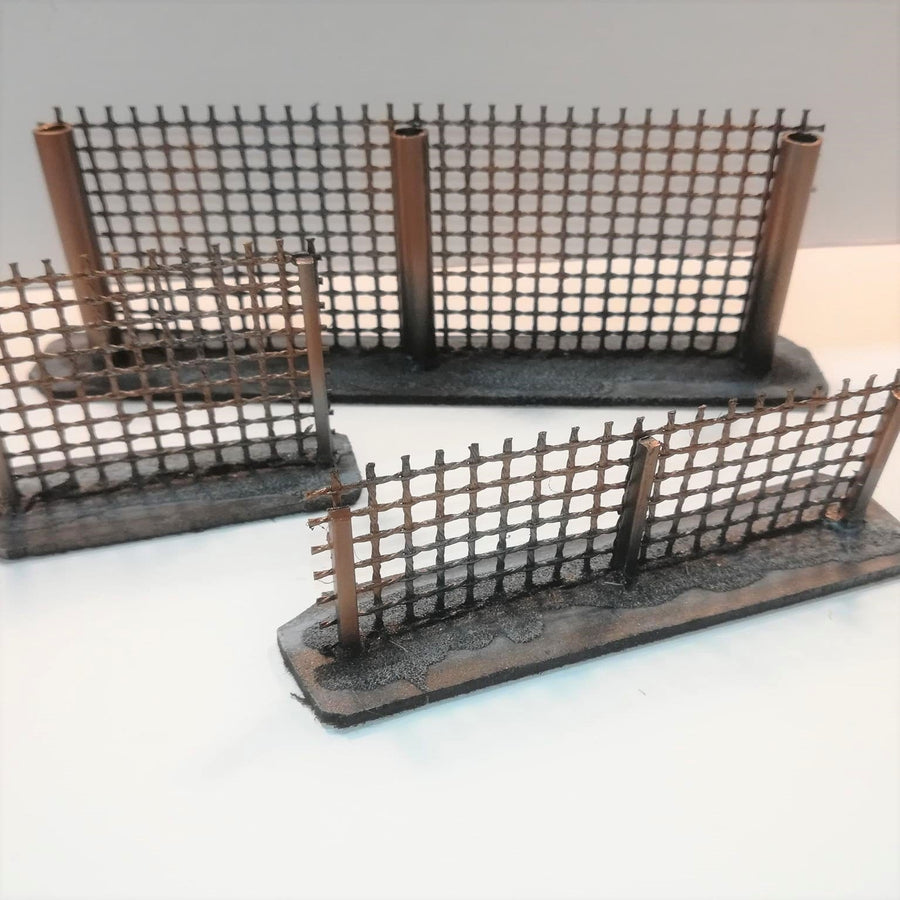 Lot de grillages - Boutique Monsieur Miniatures