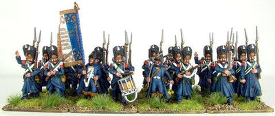 Napoleon's French Old Guard Chasseurs