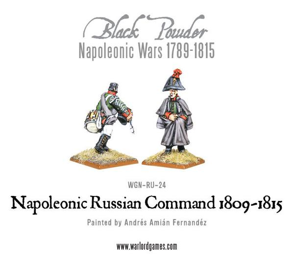 Napoleonic Wars: Russian Command 1809-1815