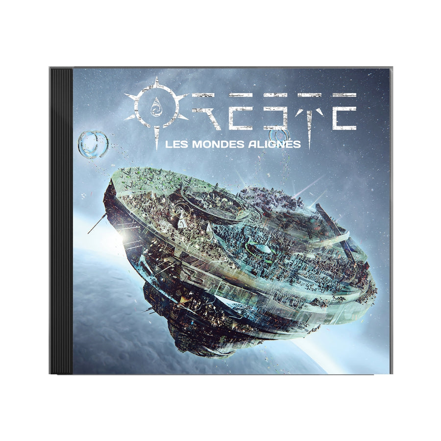 Oreste : Les Mondes alignés - CD Audio Book