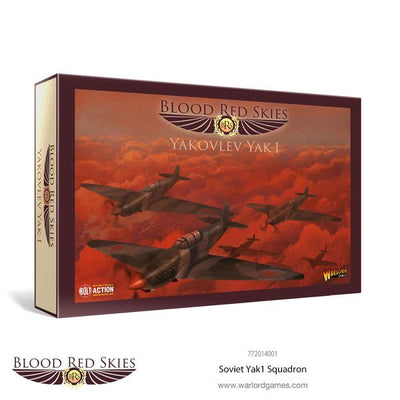 Blood Red Skies - Soviet Yak1 Squadron
