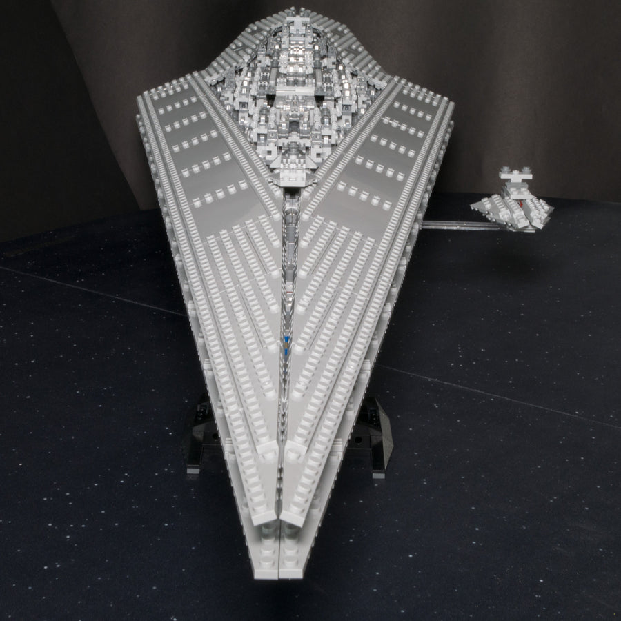 Super Star Destroyer - 3208 pièces ! - Boutique Monsieur Miniatures