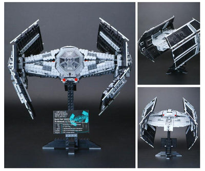 TIE Advanced - 1212 pièces - Boutique Monsieur Miniatures