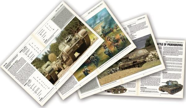 Livre Tank War VF - Bolt Action - Monsieur Miniatures