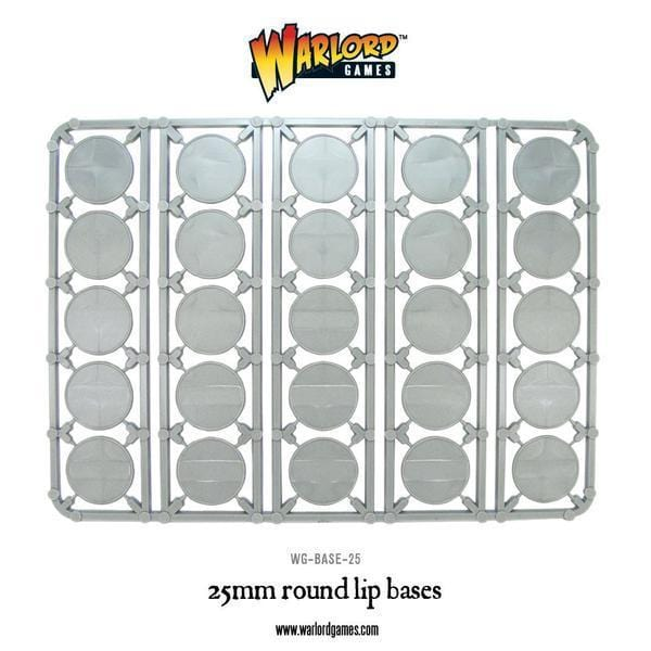 Bag of Round Bases Mixed - Monsieur Miniatures
