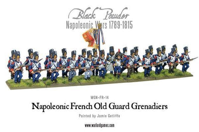 French Old Guard Grenadiers - Monsieur Miniatures
