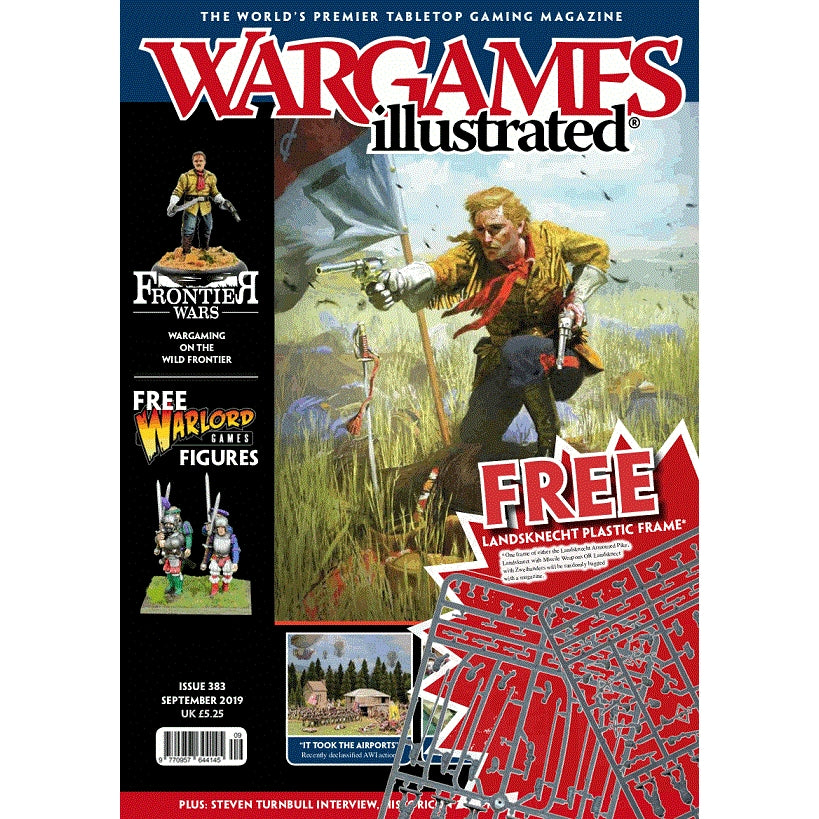 Wargames Illustrated n° 383