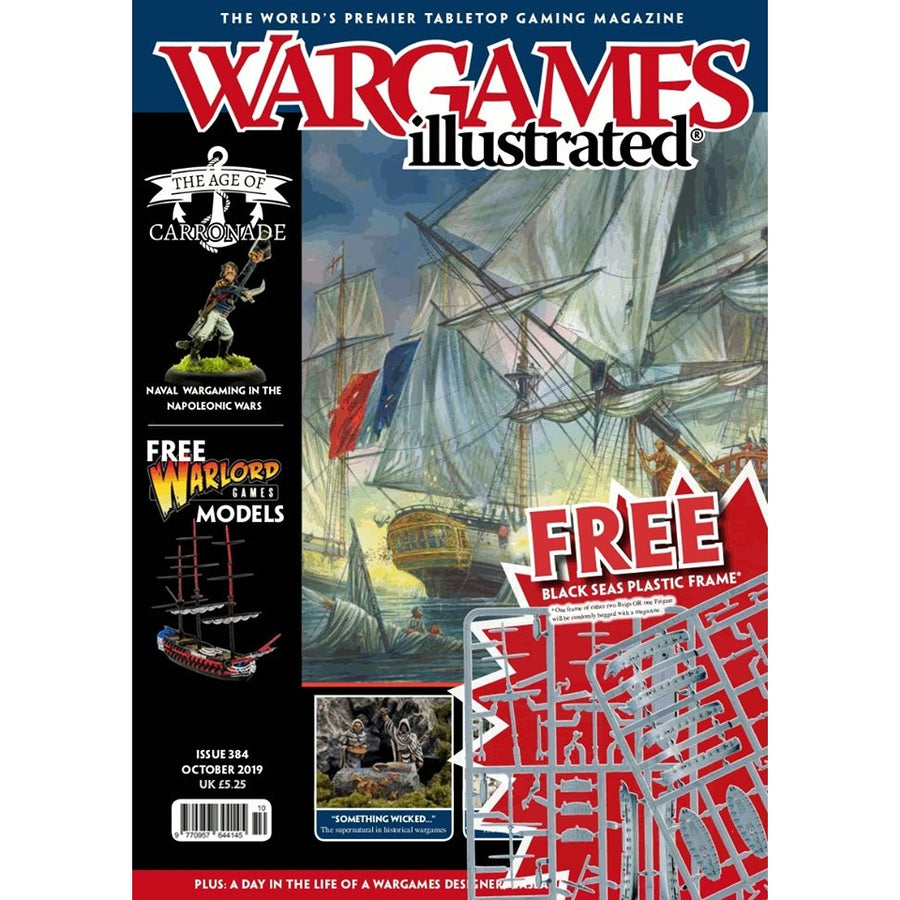 Wargames Illustrated n° 384