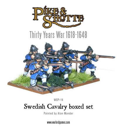 Pike & Shotte - Swedish Starter Army