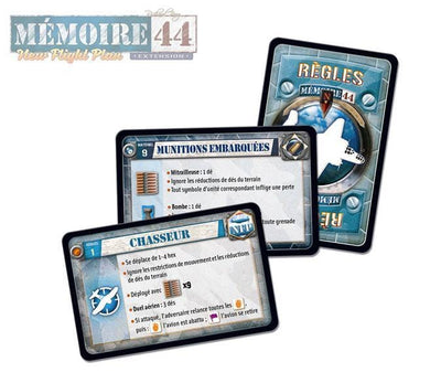 Mémoire 44 - New Flight Plan - Monsieur Miniatures