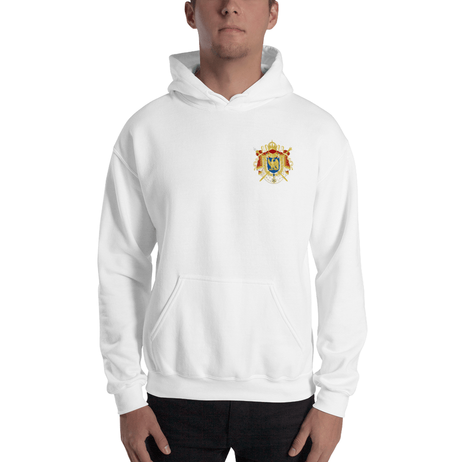 Hoodie Armorial du Premier Empire - Boutique Monsieur Miniatures