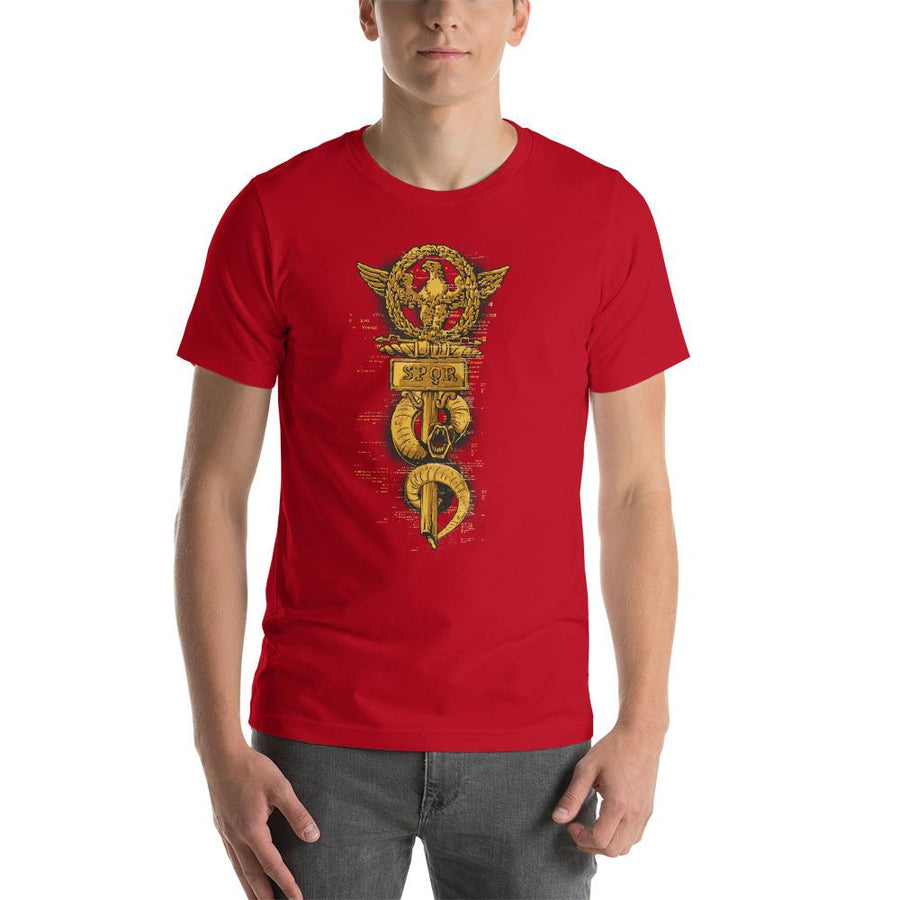 T-Shirt SPQR - Monsieur Miniatures