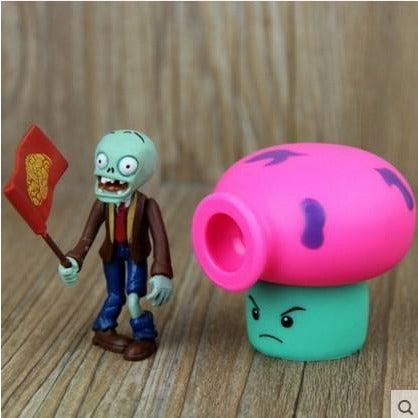 Figurines Plantes vs Zombies - Boutique Monsieur Miniatures