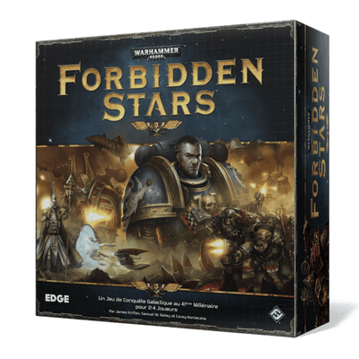 Forbidden Stars - Monsieur Miniatures