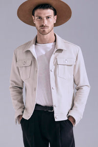 Arenales Jacket White