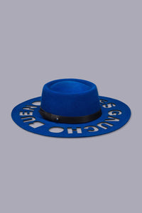 Belgrano Gaucho Pattern Track Pants in Cream
