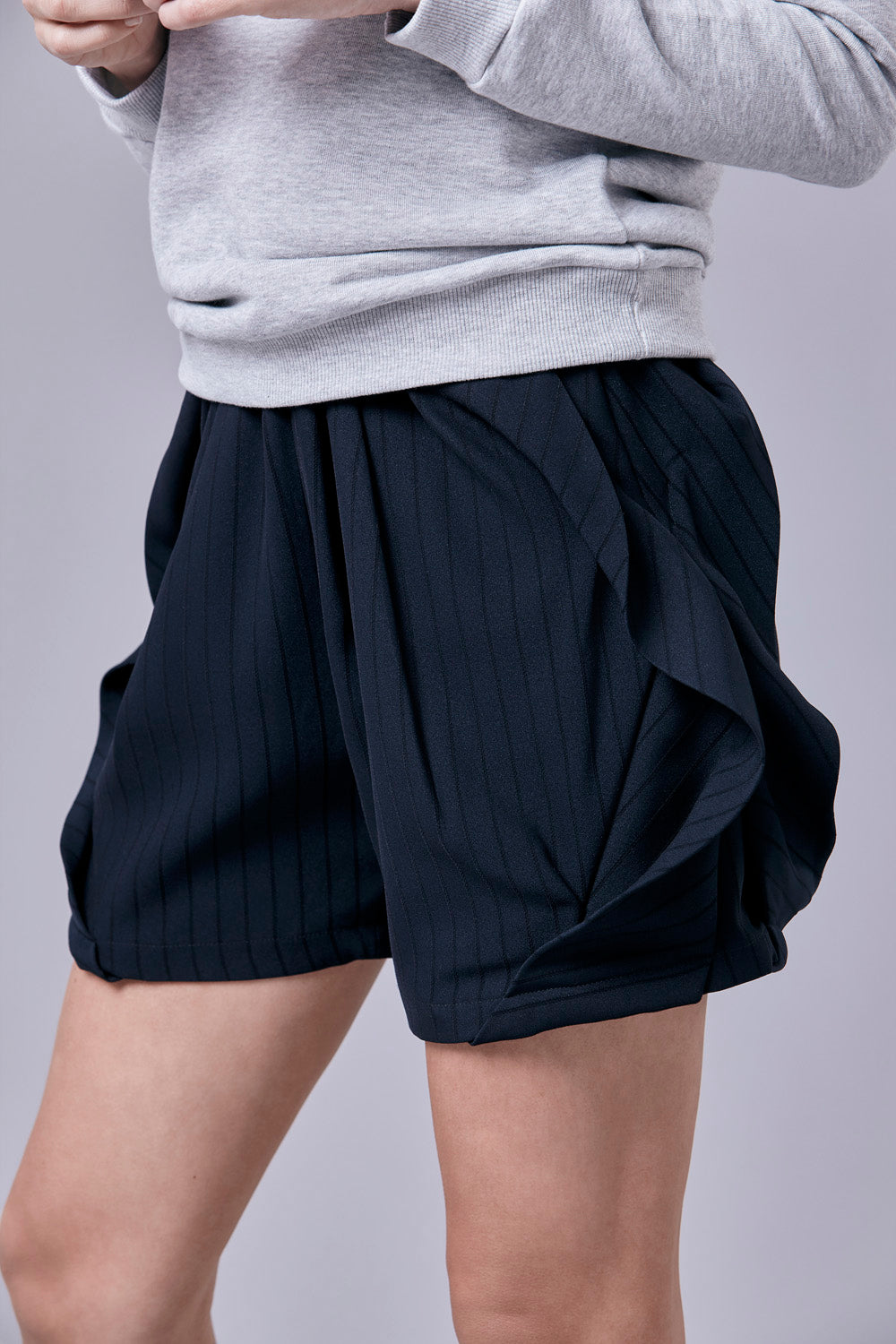 Cerviño Shorts in Black