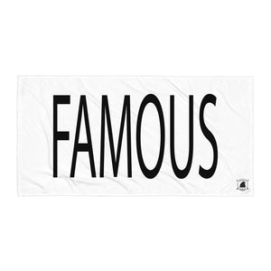 STANDARD BADGE FAMOUS TOWEL LARGE