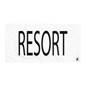 STANDARD BADGE RESORT TOWEL LARGE