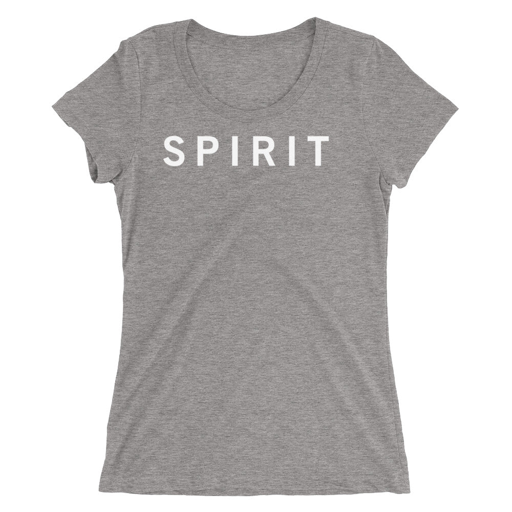 SPIRIT STANDARD BADGE Ladies' short sleeve t-shirt