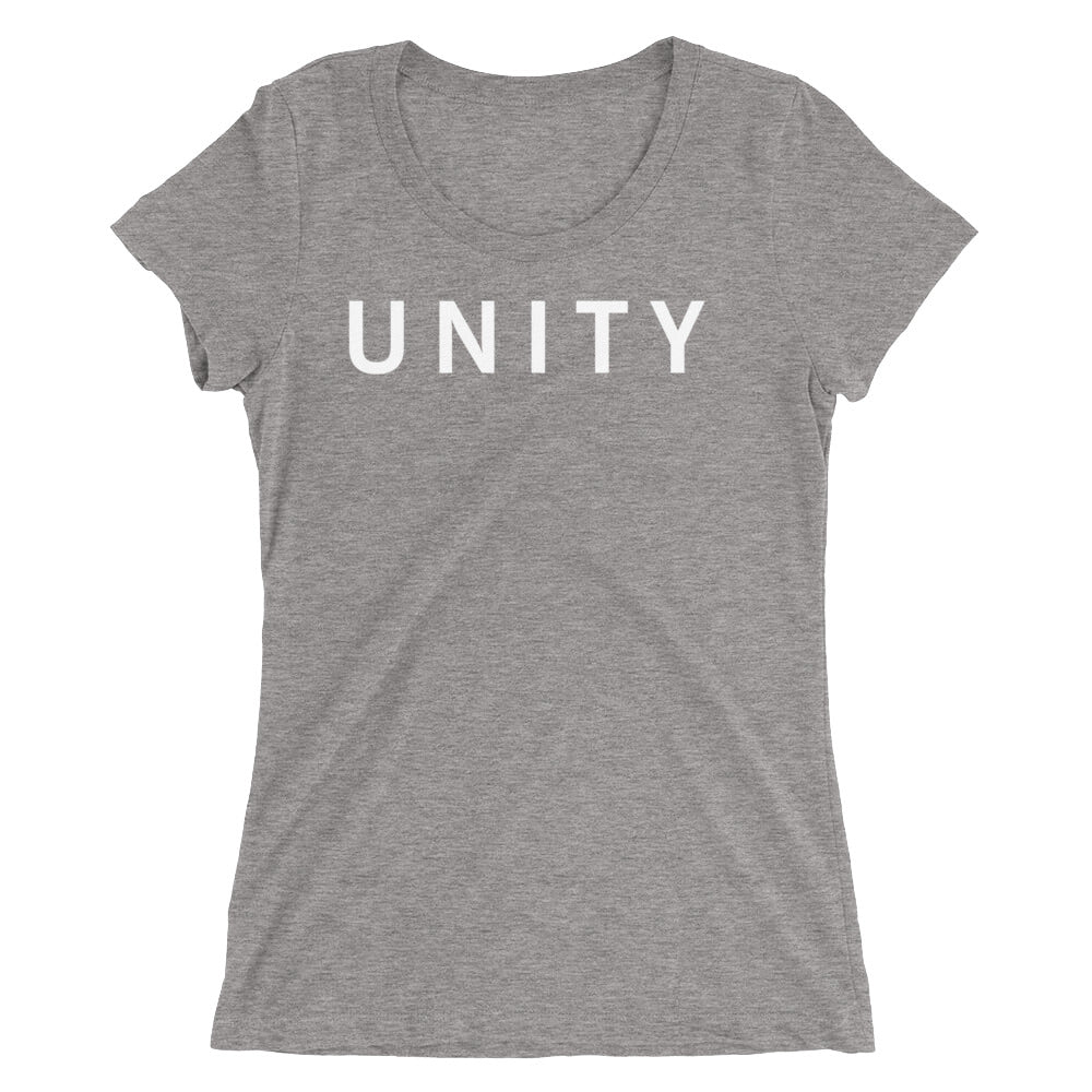 UNITY STANDARD BADGE Ladies' short sleeve t-shirt