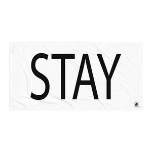 STANDARD BADGE STAY TOWEL LARGE