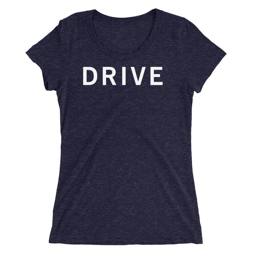 DRIVE STANDARD BADGE Ladies' short sleeve t-shirt