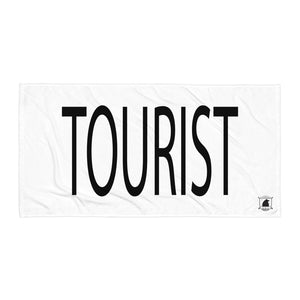 STANDARD BADGE TOURIST TOWEL LARGE
