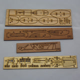 Wooden Ship Model Kit