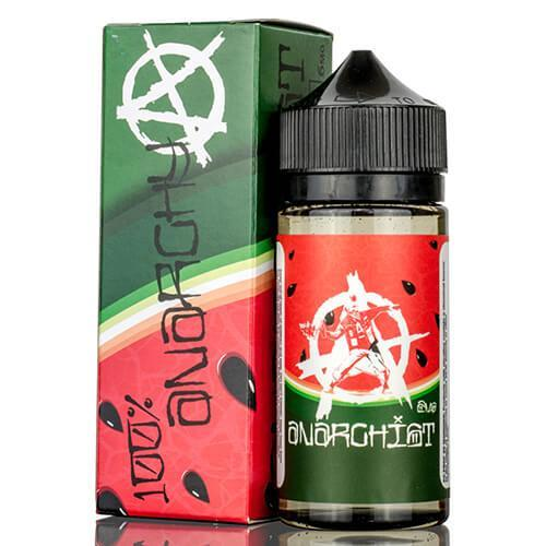 Anarchist E-Liquid - Watermelon