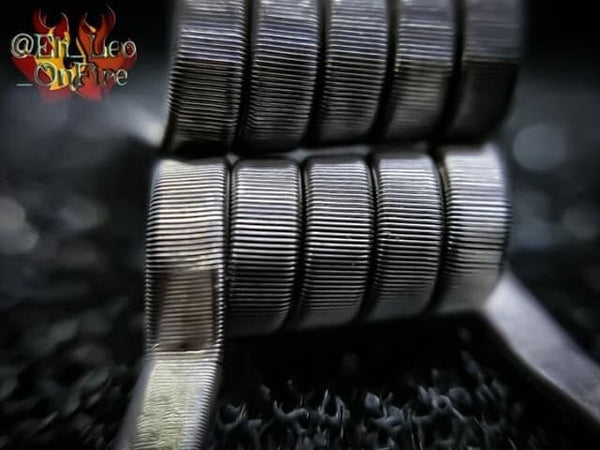 Custom Framed Staple Coils