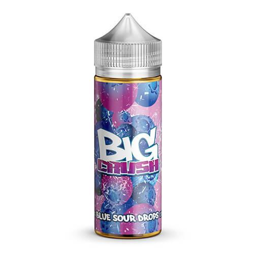 Big Crush eJuice - Blue Sour Drops