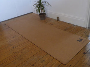 UK Cork Yoga Mat