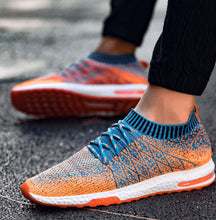 New Breathable Mesh Running Shoe