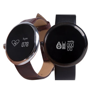 Bluetooth Waterproof Smart watch Supports Blood Pressure Heart Rate Monitor Pedometer