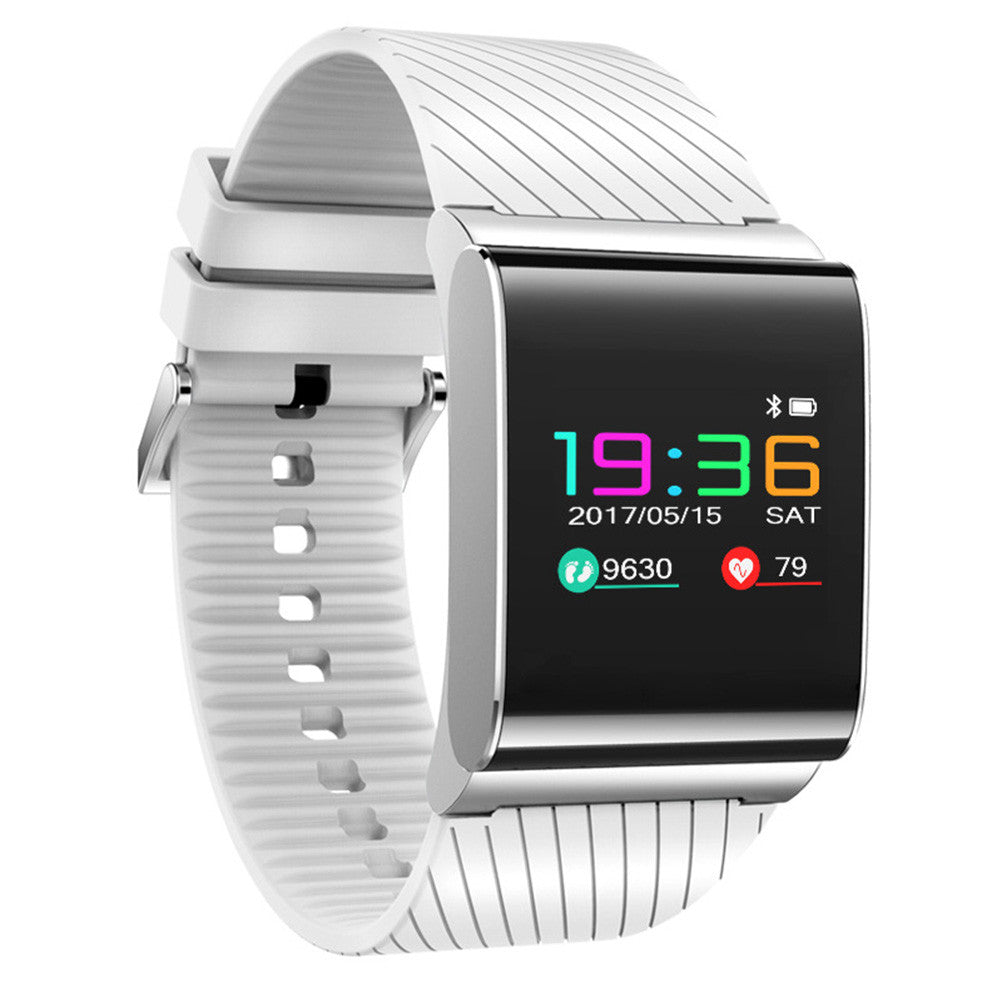 X9 Pro Smart Watch Colorful OLED Screen Fitness Tracker Smartwatch