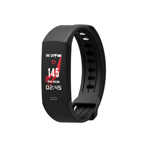 Fitness Tracker Waterproof Fitness Watch Heart Rate Monitor