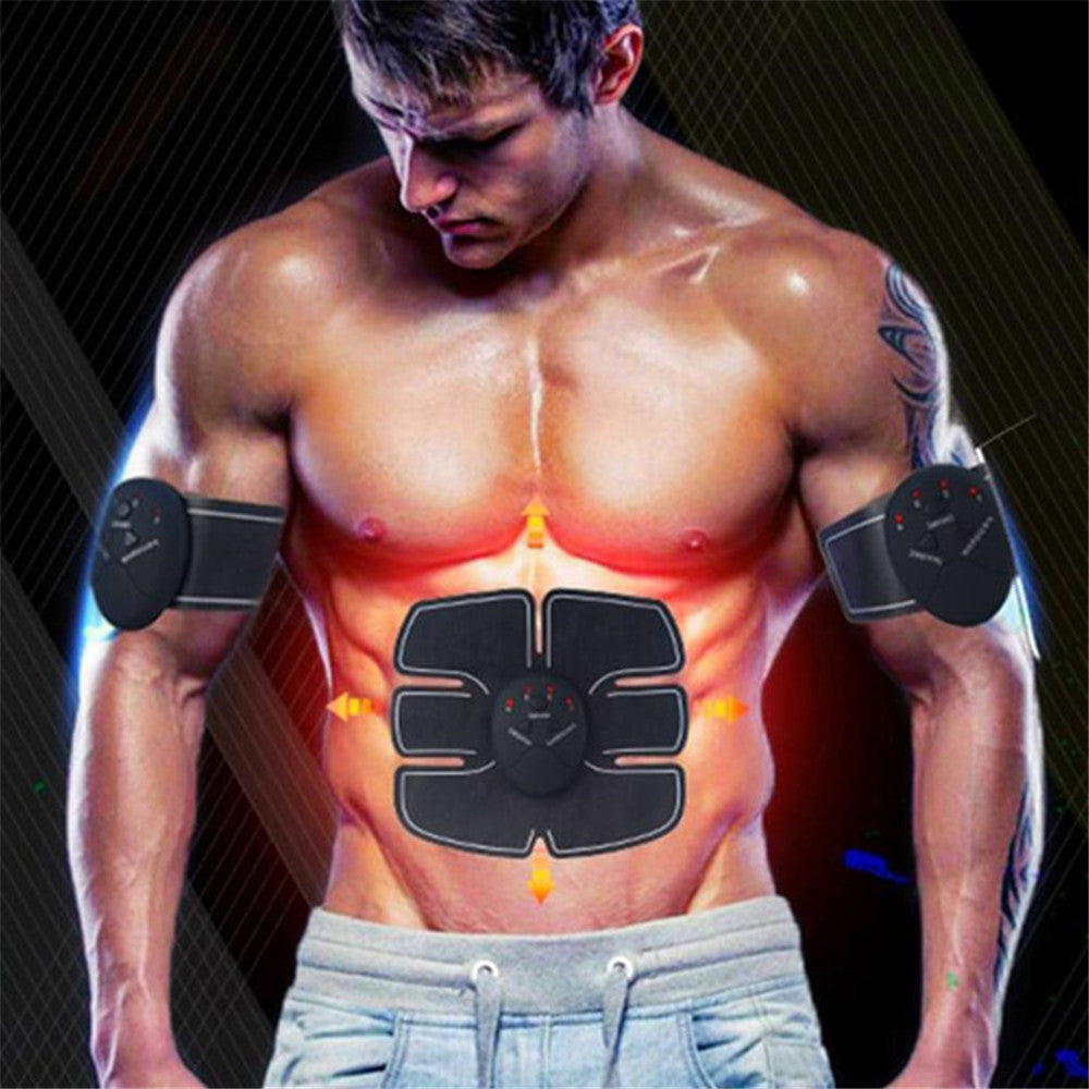 Portable Wireless Unisex Fitness, Muscle Trainer