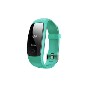 ID107Plus Fitness Tracker HR with Wrist Based Heart Rate Monitor IP68 Waterproof