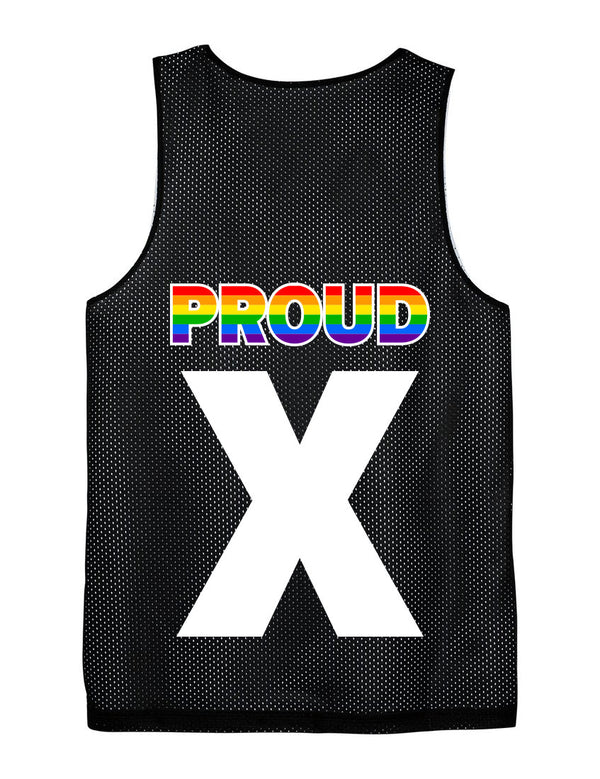 PRIDE Jersey - Unconfined. Apparel