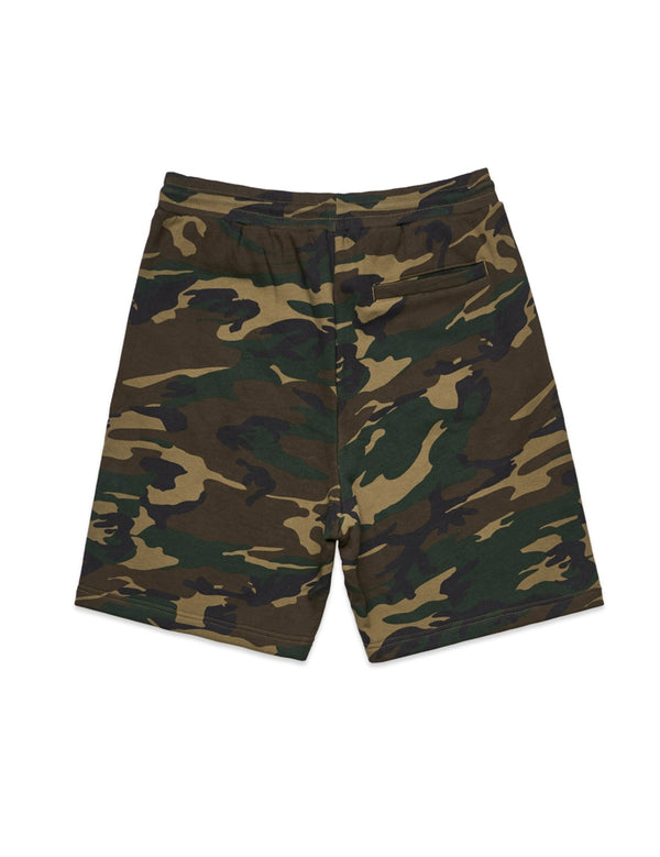 Stadium Camo Shorts - Unconfined. Apparel