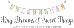 Day Dreams of Sweet Things Banner