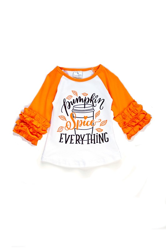 Children's Shirt - Pumpkin Spice Everything!